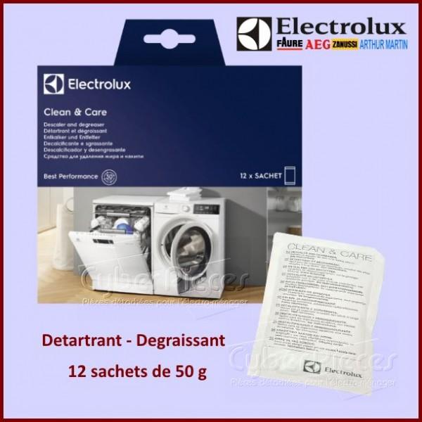 Detartrant - Degraissant lave-linge et vaisselle Electrolux