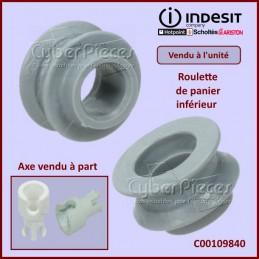 Roulette de panier supérieur Indesit C00109840 CYB-315111