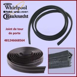 Joint de tour de porte Whirlpool 481246668564 CYB-007948