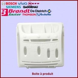 Boite à produit Brandt WTG814800 CYB-092371