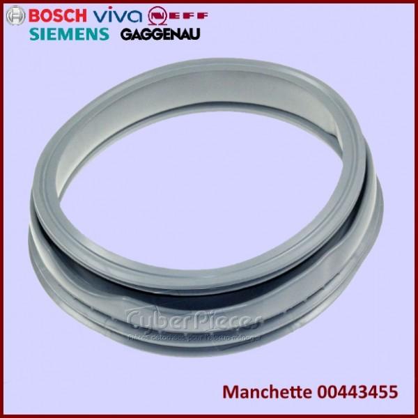 Manchette Joint de Hublot  00443455