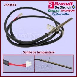 Sonde de temperature Brandt 74X4563 CYB-208109