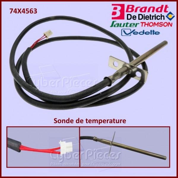 Sonde de temperature Brandt 74X4563