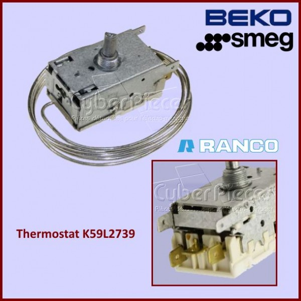 Thermostat K59L2739 BEKO 9002755685