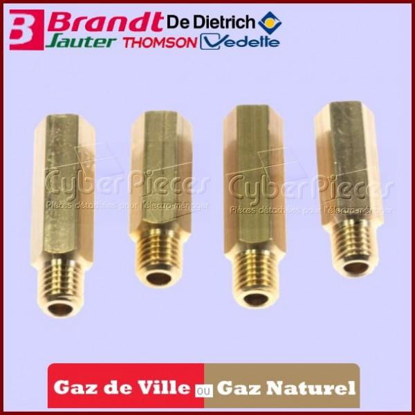 Injecteurs gaz naturel Brandt 77X8408