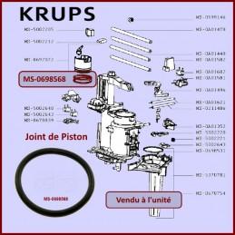 Joint de Piston de cafetière Krups MS-0698568 CYB-403870