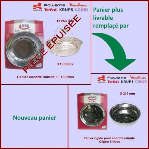 Panier Cocotte-Minute SEB X1030002