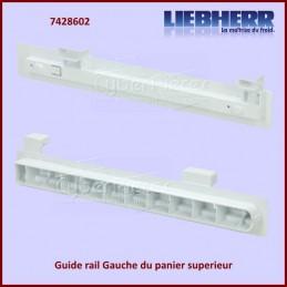 Guide rail Gauche du panier superieur Liebherr 7428602 CYB-418072