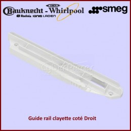 Guide rail Droit Whirlpool 480132101067 CYB-177405