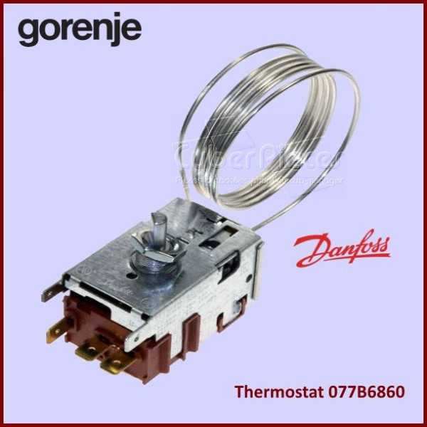 Thermostat 077B6860 Gorenje 692057