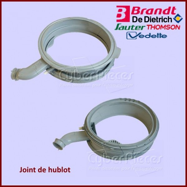 Manchette de hublot Brandt 55X7677