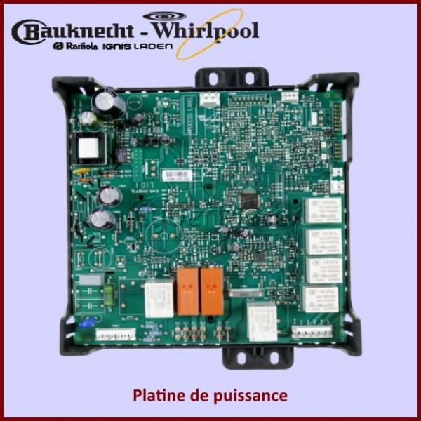Platine de puissance Whirlpool 481011085515