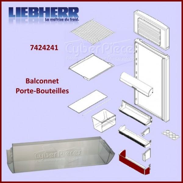 Balconnet Bouteilles Liebherr 7424241