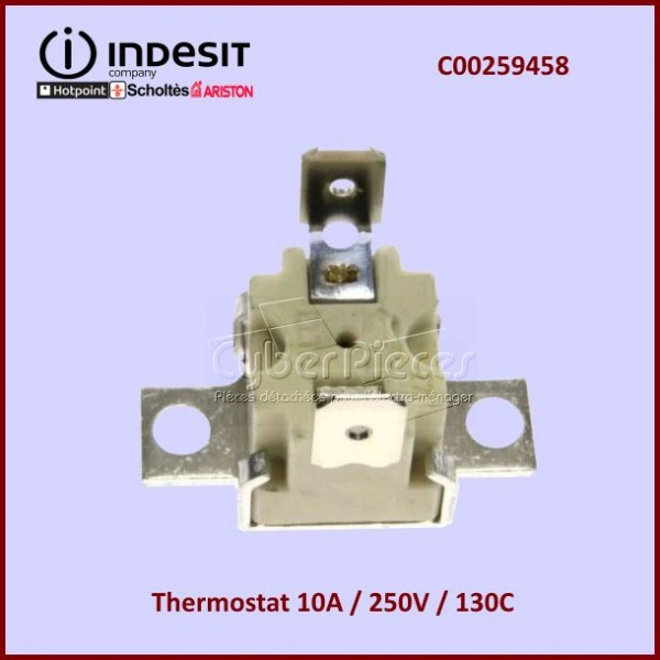 Thermostat 10A Indesit C00259458