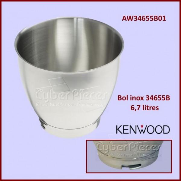 Bol melangeur inox 6.7L Kenwood AW34655B01