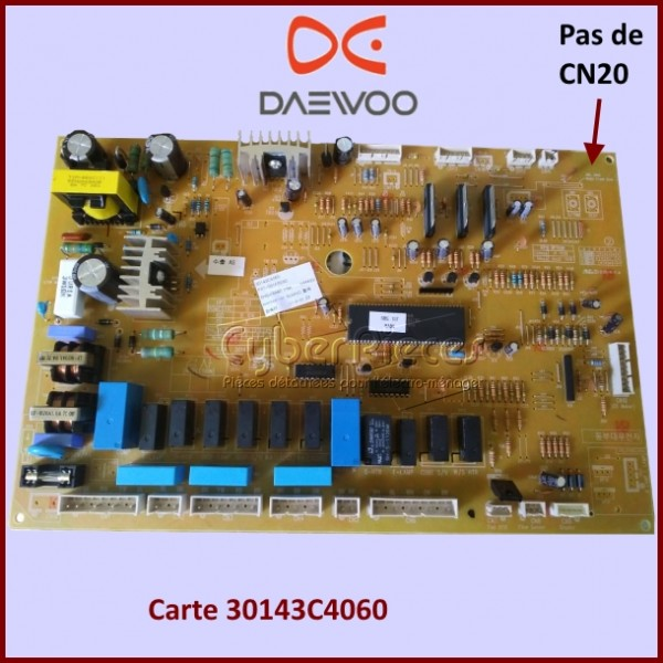 Platine de Puissance DAEWOO 30143C4060