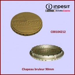 Bruleur 90mm Indesit C00104212 CYB-327879