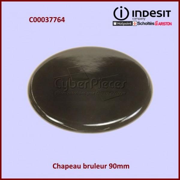 Chapeau bruleur 90mm Indesit C00037764