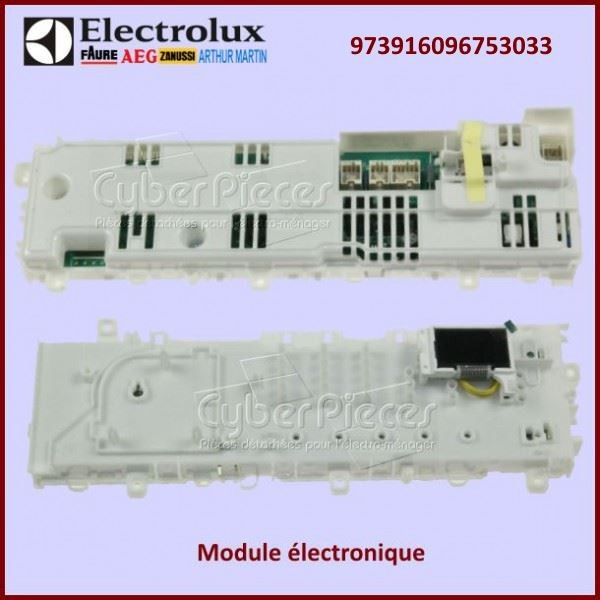Carte Electronique configuré Electrolux 973916096753033