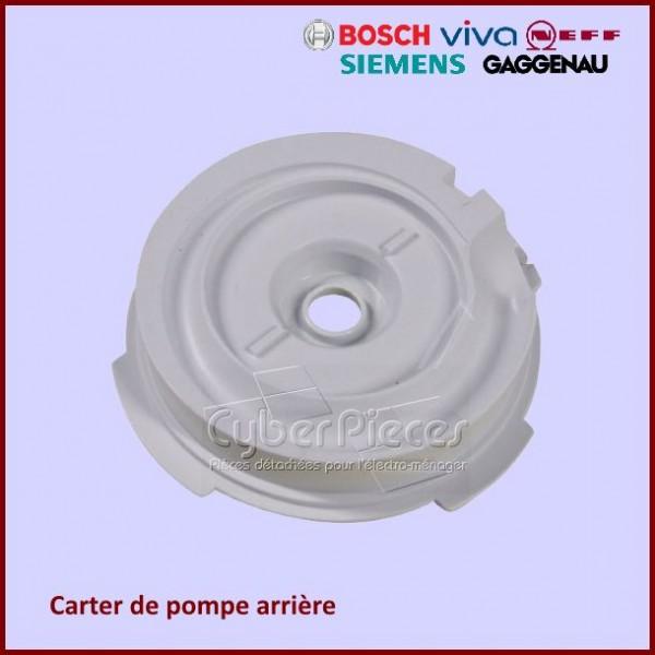 Capot arriere de pompe Bosch 00267739