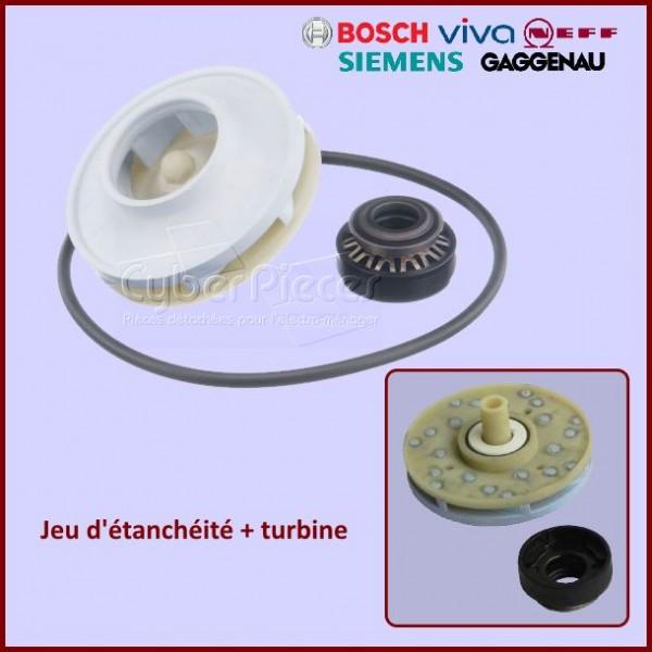 Jeu d'étanchéité + turbine Bosch 00174730
