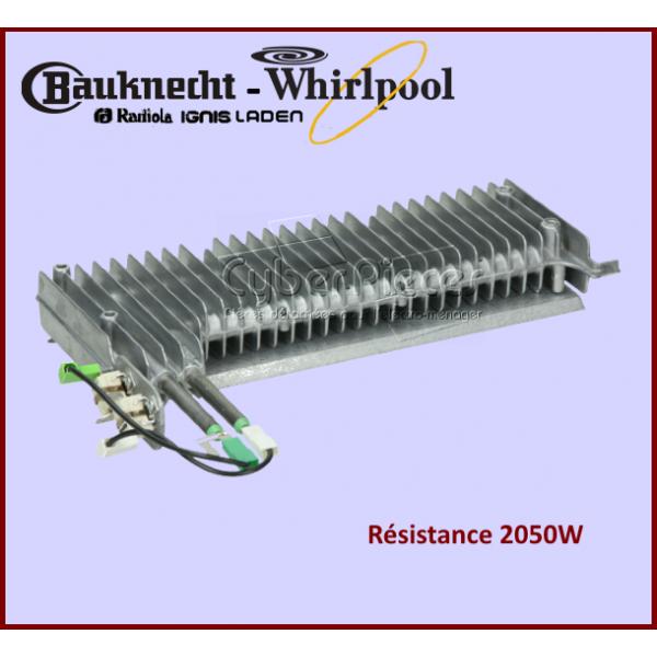 Resistance 2050W Whirlpool 481225928675