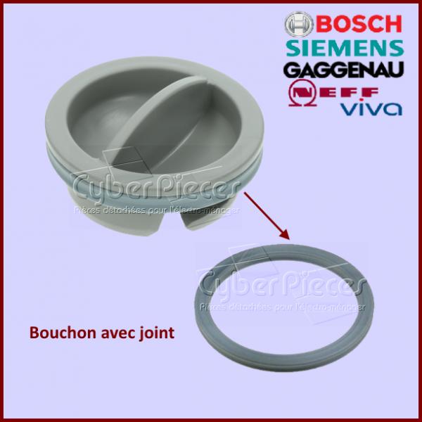 Bouchon avec joint Bosch 00066323