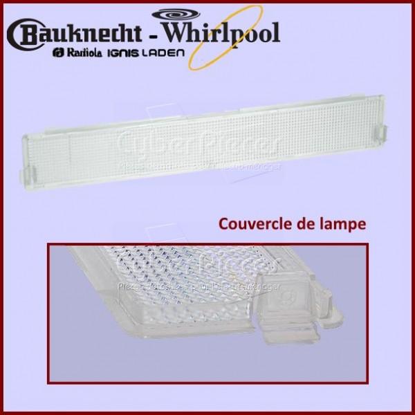 Couvercle de lampe Whirlpool 481246279972