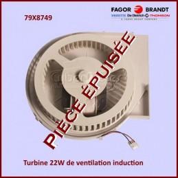 Turbine de ventilation...