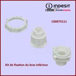 Kit de fixation du bras inférieur Indesit C00075111 CYB-050111