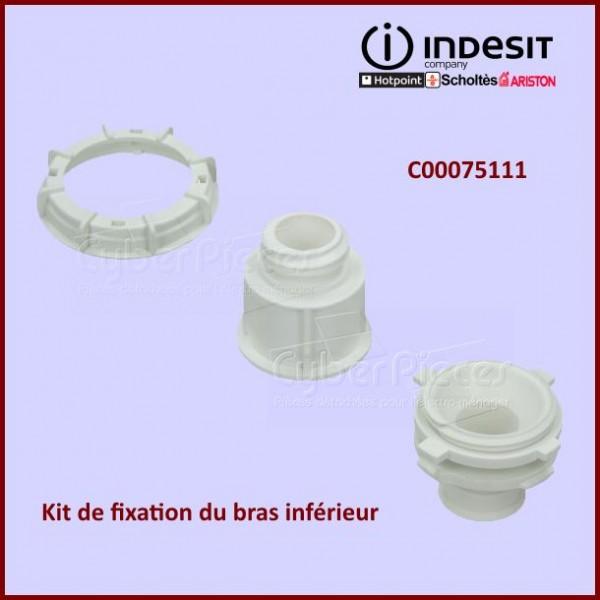 Kit de fixation du bras inférieur Indesit C00075111