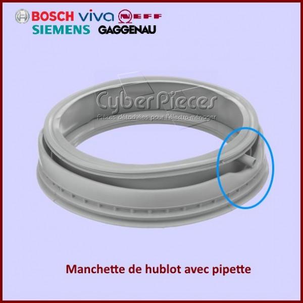 Pour bosch wfr3268gb 05 machine à laver Joint de porte