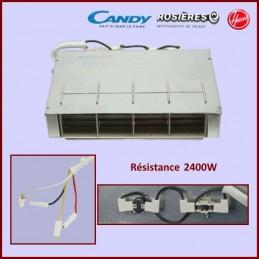 Résistance 1200+1200W Candy 40004317 CYB-071901