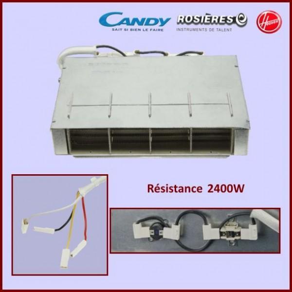 Résistance 1200+1200W Candy 40004317