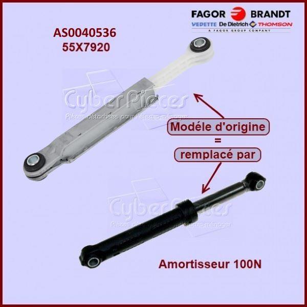 Amortisseur 100N Brandt AS0040536