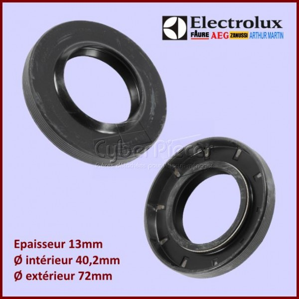 Joint d'axe 40,2X72X10/13,5 Electrolux 50099308004