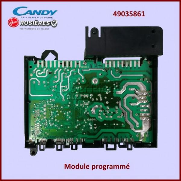 Module programmé Candy 49035861
