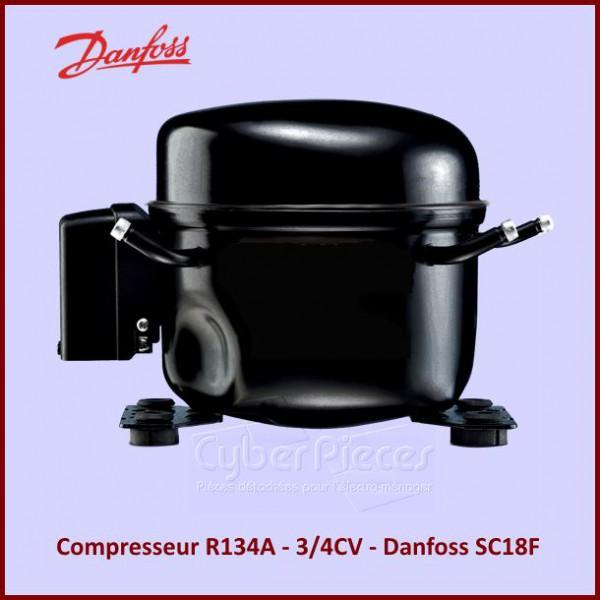compresseur r134a - 3  4cv