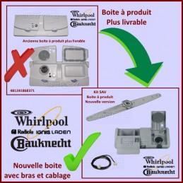 Boite à produit (nouvelle version) Whirlpool 480131000162 CYB-003230