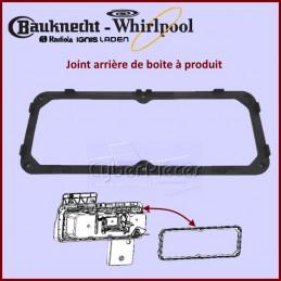 Joint arrière de boite à produit Whirlpool 480140101607 CYB-030151