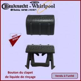 Touche du couvercle boite à produit Whirlpool 480140101606 CYB-178280