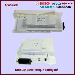 Carte électronique de puissance programmé Bosch 00655635 CYB-068048