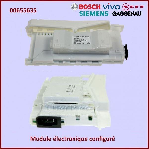 Module de puissance programmé Bosch 00655635