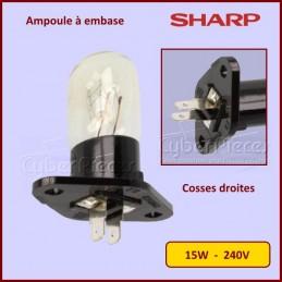 Ampoule 15w - Embase avec...