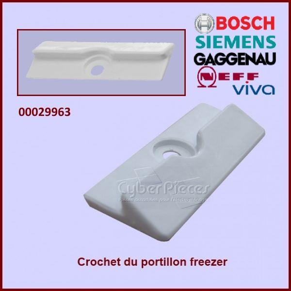 Crochet fermeture de portillon Bosch 00029963