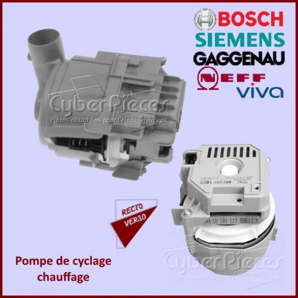 Pompe de chauffage Bosch 12014980
