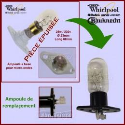 Lampe Abase 25w / 220v CYB-015196