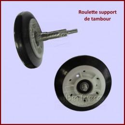 Roulette de support tambour...