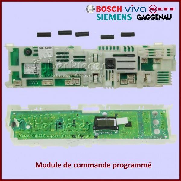 Module programmé Bosch 00752405