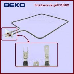 Resistance de grill 1100W Beko 562900004 CYB-132589